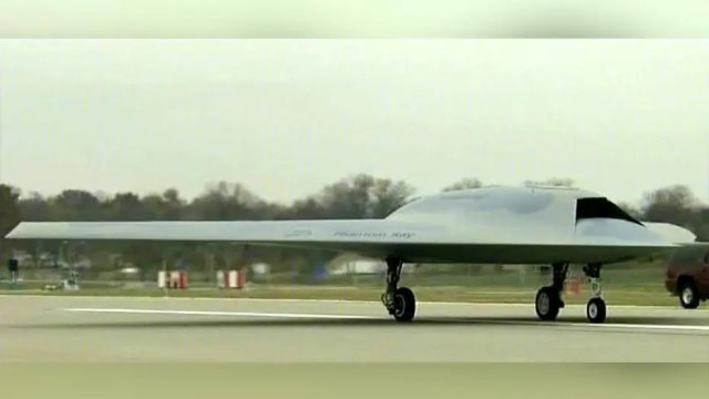 U.S. Officials Confirm Stealth Drone Went Missing in Iran