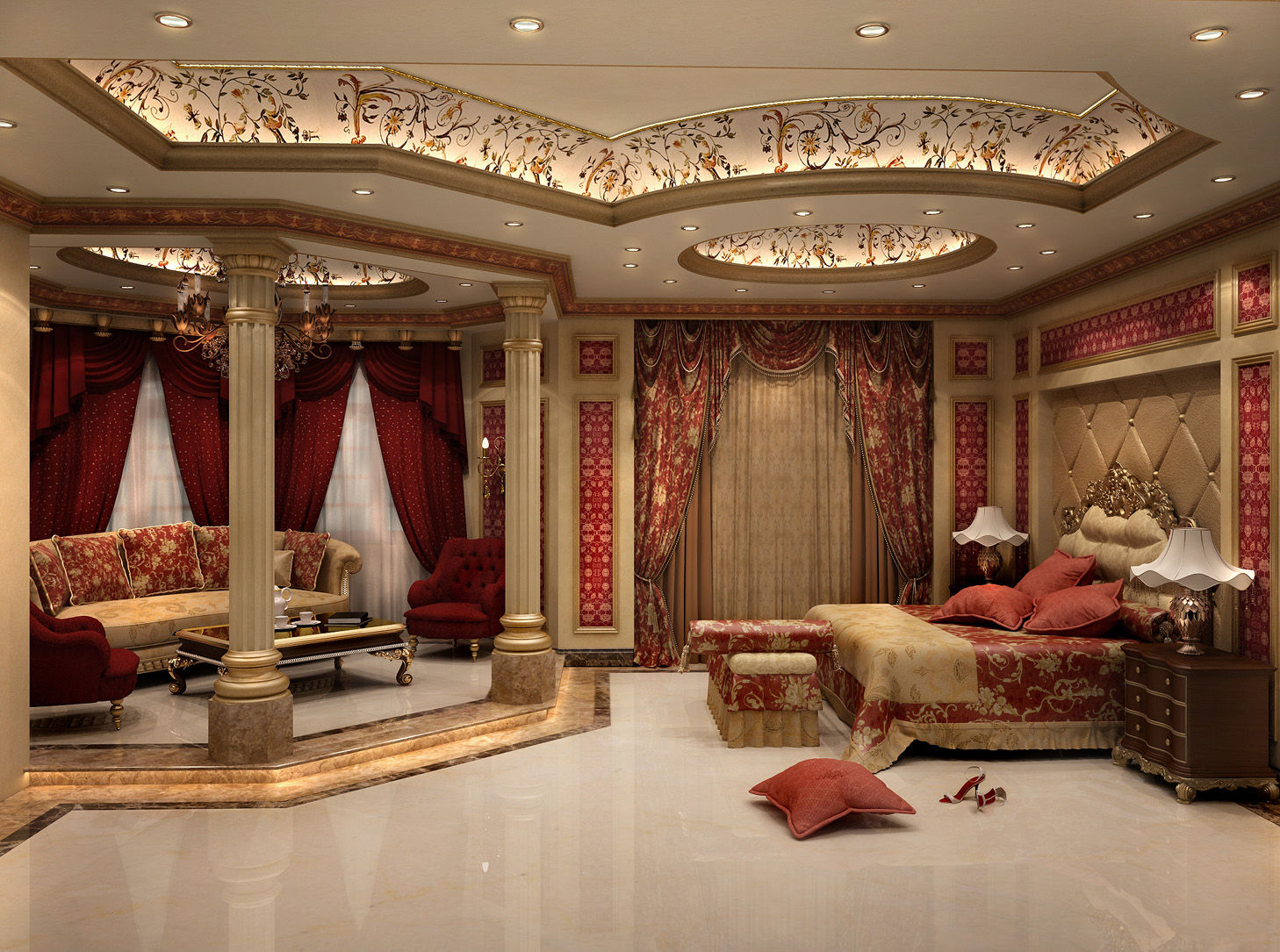 50 of the Most Amazing Master Bedrooms We've Ever Seen on Amazing Bedroom  id=75378