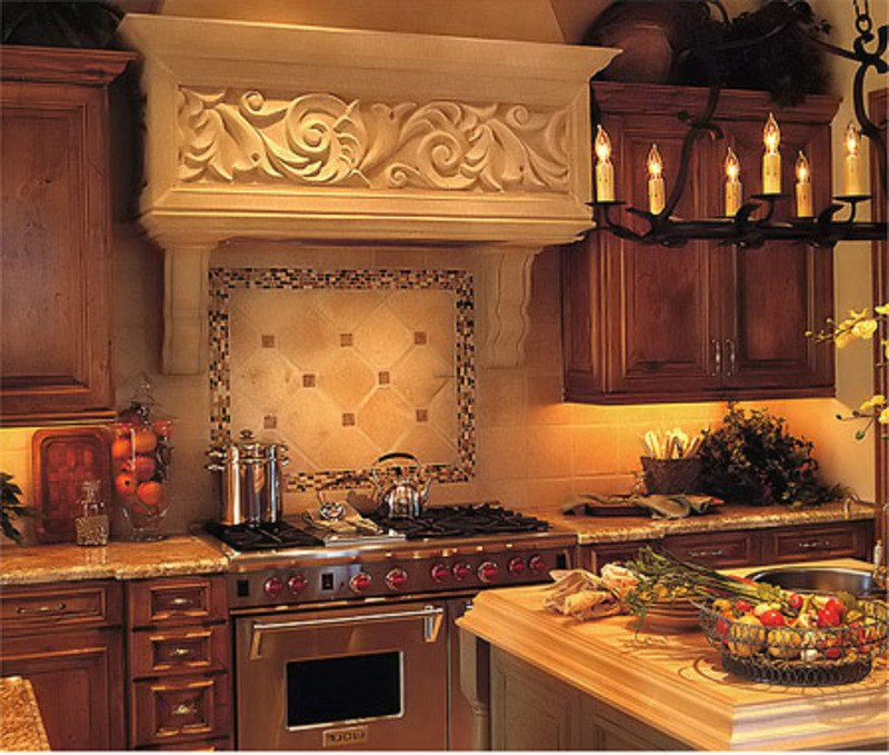20 Inspiring Kitchen Backsplash Ideas and Pictures on Countertops Backsplash Ideas  id=25739