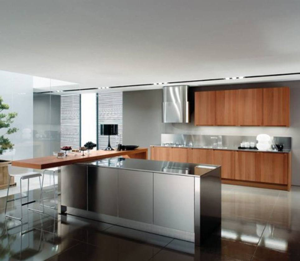 20 of the most Stunning Designer Kitchen Islands on Images Of Modern Kitchens  id=86471