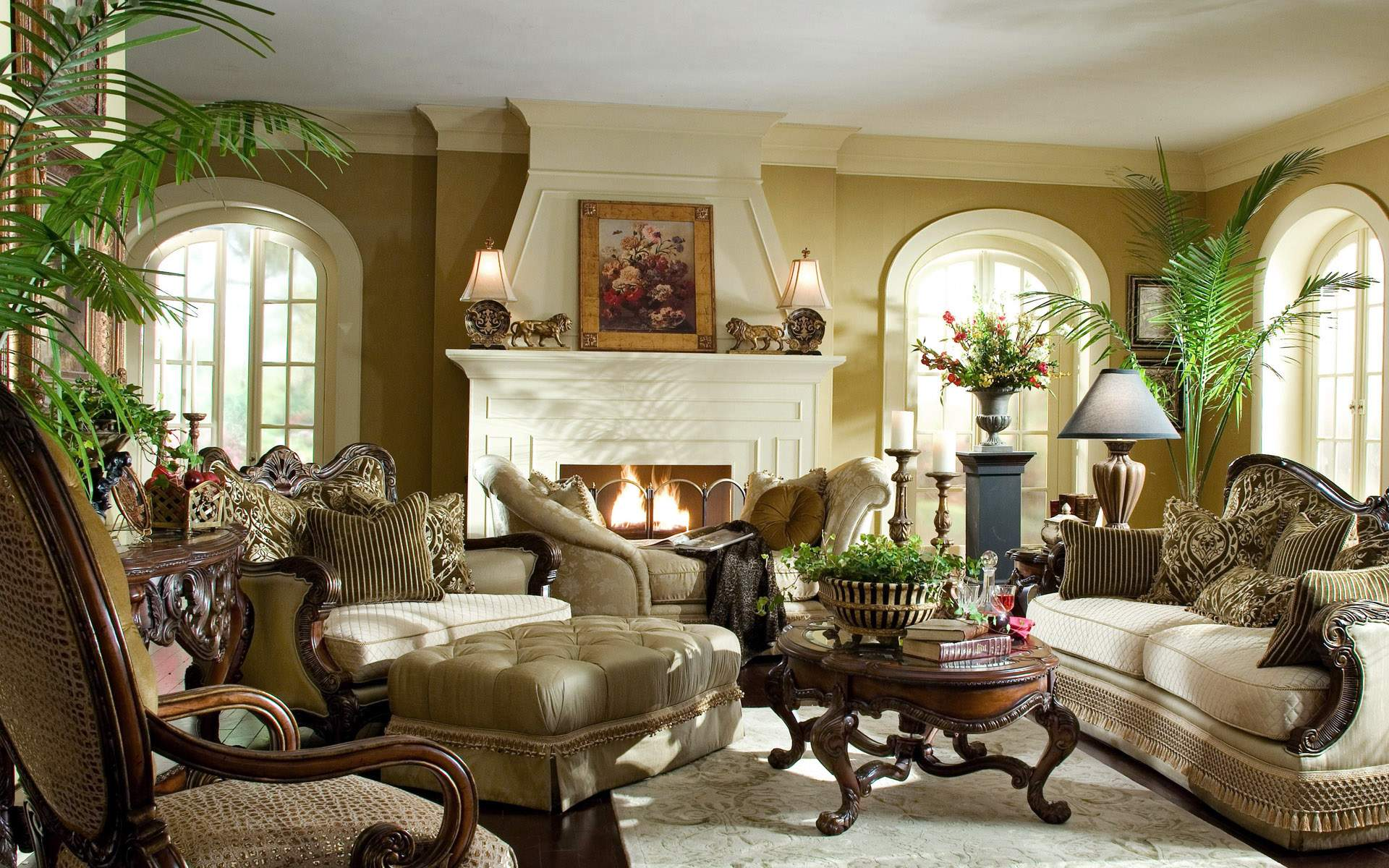 20 of the Worlds Most Beautiful Living Spaces on Beautiful Room Pics  id=11747