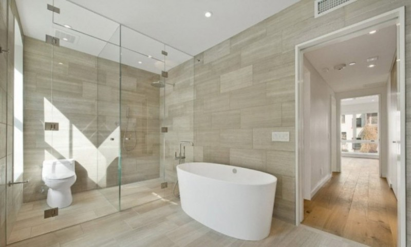 20 Beautiful Bathrooms With Glass Showers