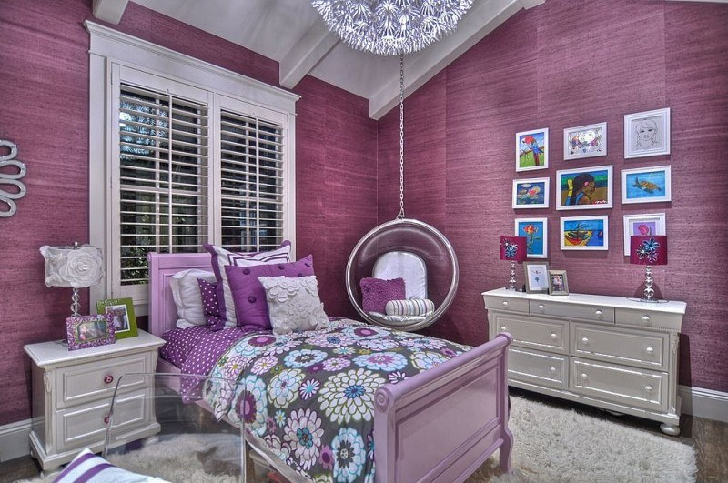 20 Girls Bedroom Ideas Your Daughter Will Love on Teen Rooms For Girls  id=70699