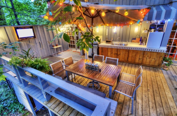 10 Awesome Backyard Man Cave Ideas on Man Cave Patio Ideas  id=71202