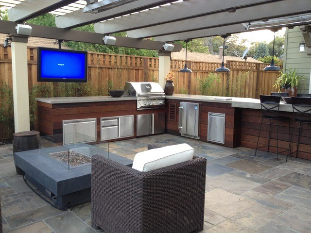 10 Awesome Backyard Man Cave Ideas on Man Cave Patio Ideas  id=31446