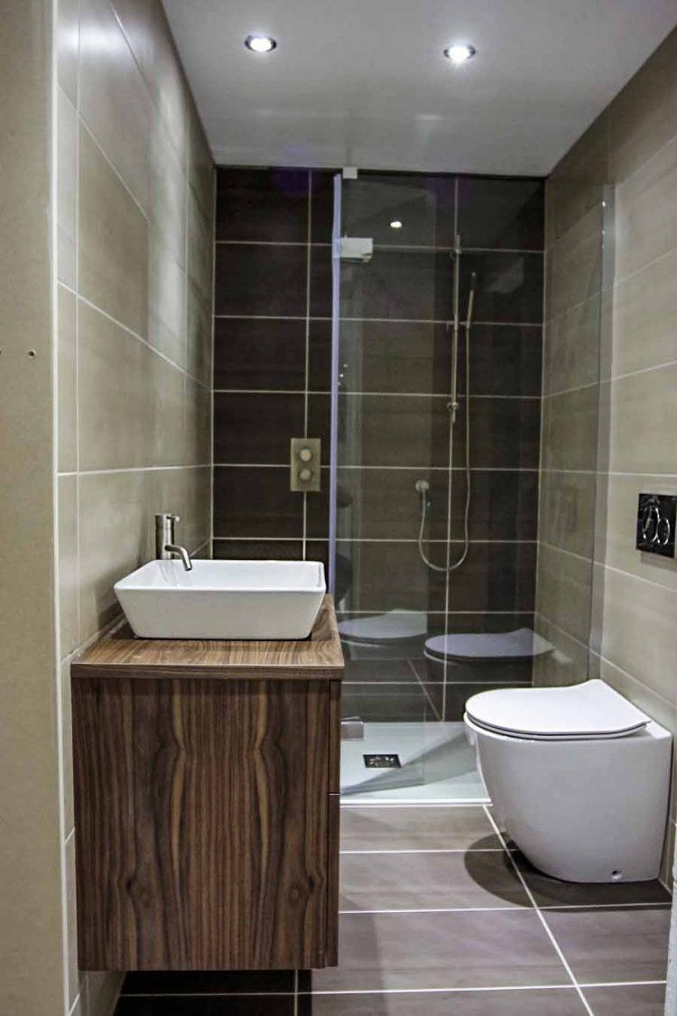 100 Amazing Bathroom Ideas You'll Fall In Love With on Amazing Small Bathrooms  id=22457