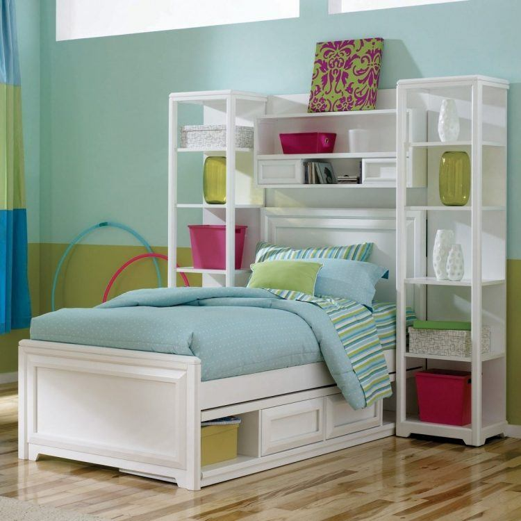 100 Space Saving Small Bedroom Ideas - Housely on Small Bedroom Ideas For Teenager  id=87025