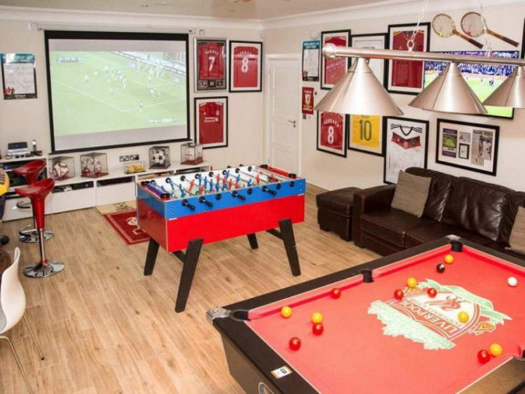 Build a room addition in any number of ways to your existing structure. 10 Of The Most Fun Garage Game Room Ideas