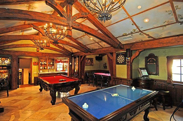 Fun group games for kids and adults are a great way to bring. 20 Of The Coolest Home Game Room Ideas