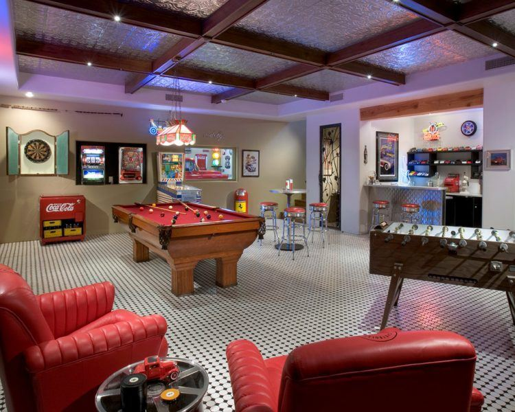 Whether you're looking to buy your first house or moving into your dream home, buying a house always seems to take longer than expected. 20 Of The Coolest Home Game Room Ideas