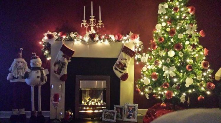 20 Of The Most Beautifully Decorated Christmas Trees