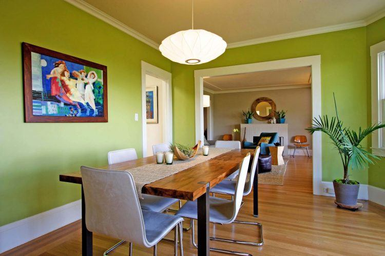 10 Shades Of Green Paint Designers Love