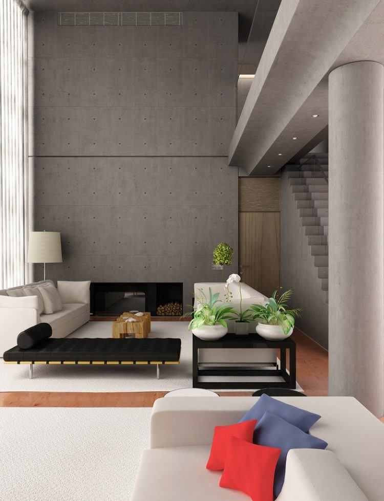 20 of The Most Beautiful Minimalist Living Spaces on Beautiful Small Room  id=29347