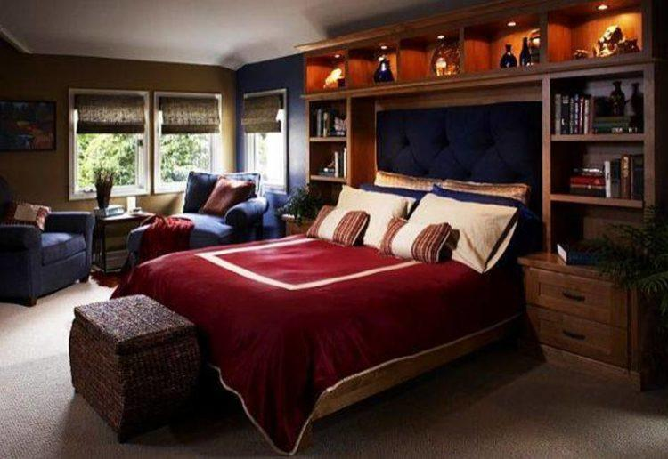 20 Cool Bedroom Ideas For The Man Of The House on Teenage Room Colors For Guy's  id=76618