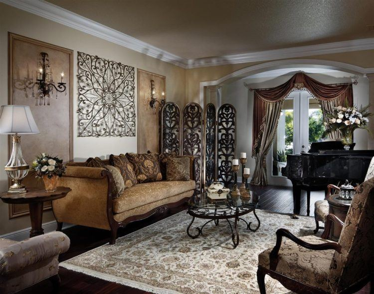 20 Living Room Wall Decor Ideas For Your Home - Housely on Decorative Wall Sconces For Living Room Ideas id=23995