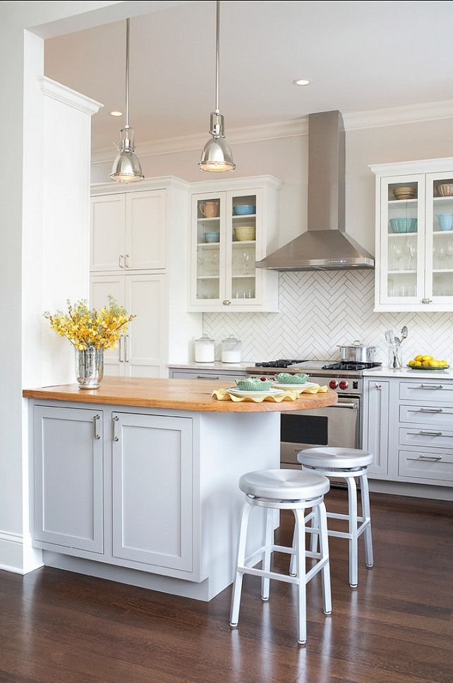 20 Of The Most Beautiful Small Kitchens - Housely on Tiny Kitchen Remodel Ideas  id=90835