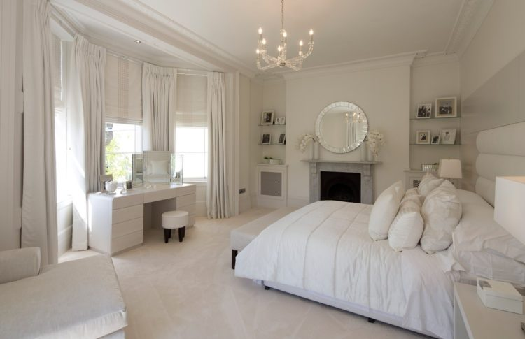10 Of The Most Stunning White Bedroom Designs