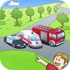 Michal Moczynski - Amaz!ng Cars Free - Interactive Kid Book for Learning Alphabet and Colors artwork