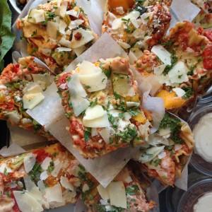 Colorful Roasted Vegetarian Lasagna