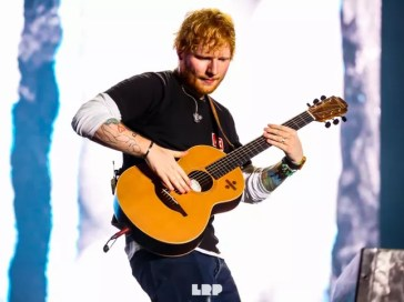 Ed Sheeran sta per annunciare il nuovo tour mondiale?