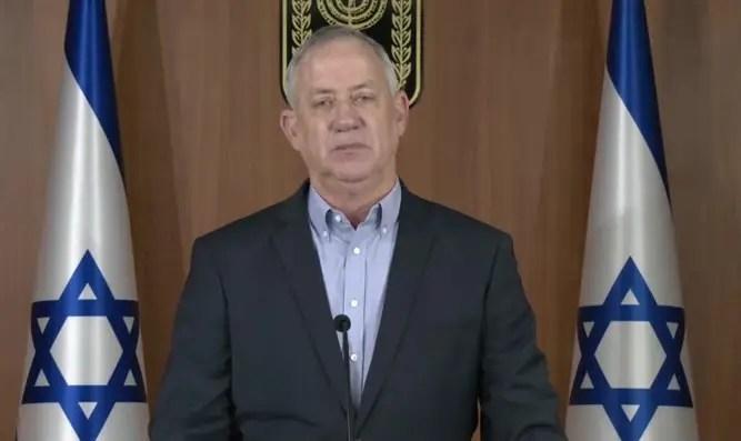 """Bnei Gantz: """"Begin no habría votado por el Likud de hoy"""" - Canal 7"""