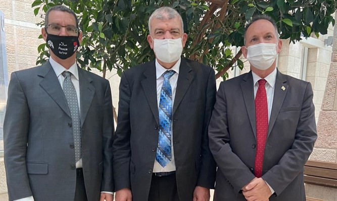 El jefe de la misión oficial marroquí llegó a Israel-Canal 7