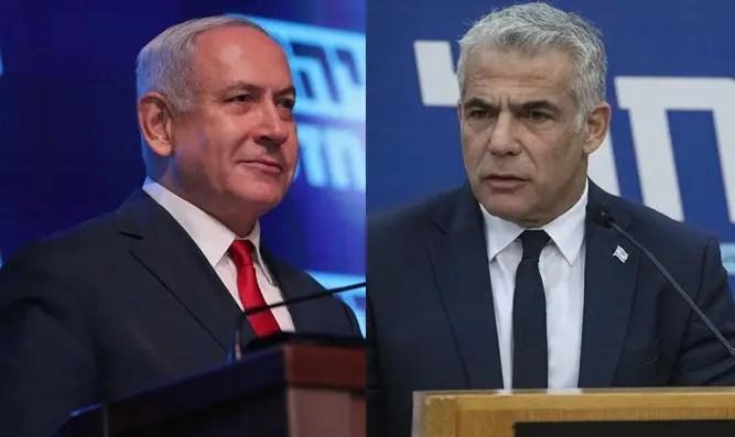Encuesta: Likud debilitado, Torch y Saar estable - Canal 7