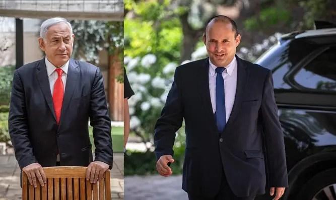 Nueva era: Naftali Bennett prestará juramento como primer ministro, Benjamin Netanyahu renunciará después de más de 12 años - Canal 7