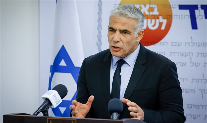 Yair Lapid: Tenemos un diálogo diferente con el mundo - Canal 7