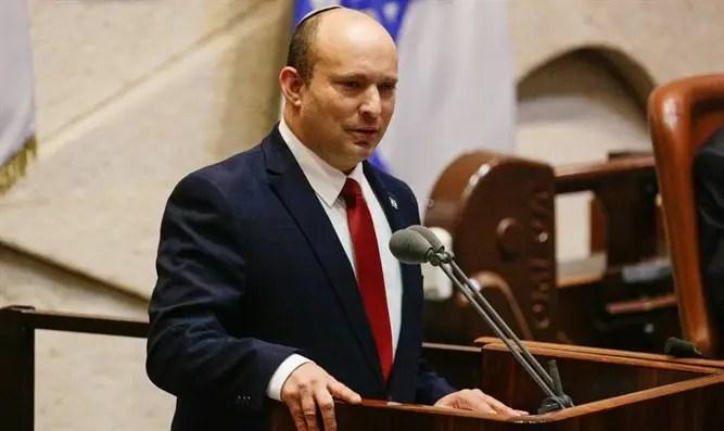 """¿Se excluirá el sionismo religioso del decreto Lieberman?  Gafni: """"Bennett y sus socios odian a los ultraortodoxos"""" - Canal 7"""