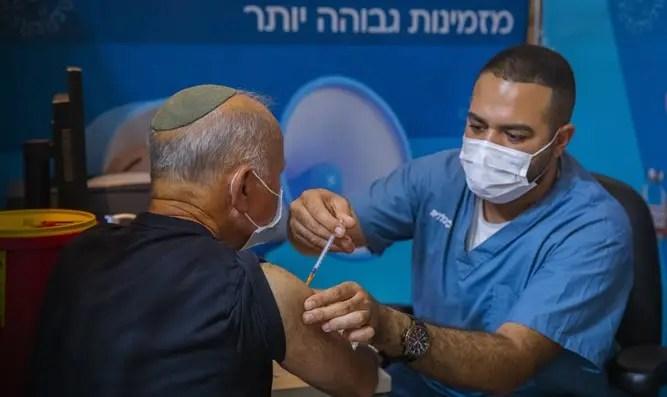 A partir del domingo: tercera vacunación también para 40 años - Canal 7