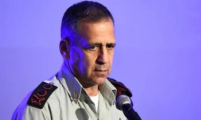 Aviv Kochavi: Preparándose para otra operación en Gaza - Hamás es responsable de lo que sucederá - Canal 7