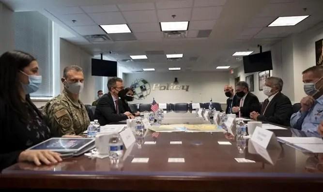 Altos funcionarios de seguridad de Israel y Estados Unidos se reunieron - Canal 7