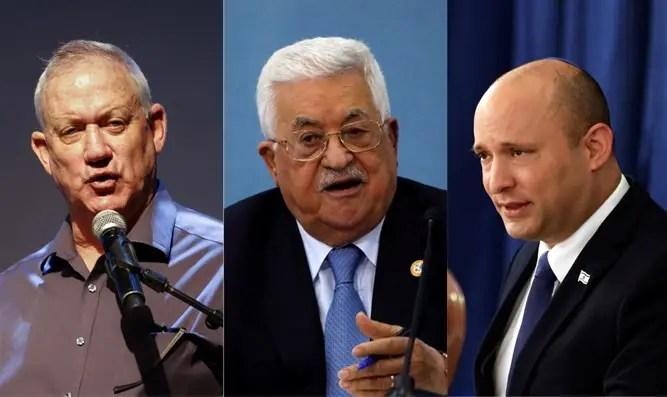 Después de la reunión en Muqata: el gobierno de Bennett prestará 500 millones de NIS a los palestinos - Canal 7