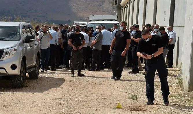 Prisión de Gilboa de la que huyeron los terroristas