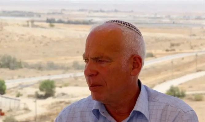 Image result for אורי אריאל הר הבית