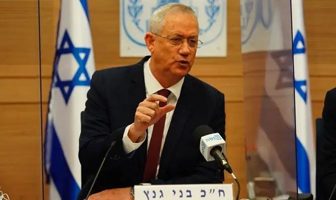 "Ministro Bnei Gantz: ""Soy una persona responsable, no voy a arriesgar nada"" - Canal 7"