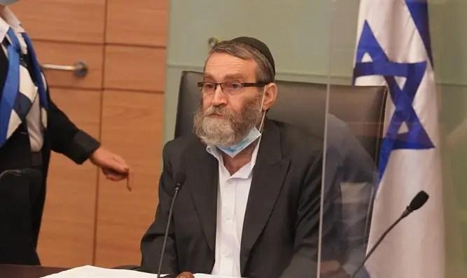 Gafni: Disculparse con el rabino Kanievsky-Channel 7