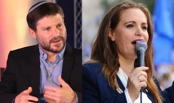 """El rabino Eli Sadan para el Canal 7: Smutrich por un tiempo y anunció """"No firmo"""", quiere borrar el hogar judío - Canal 7"""