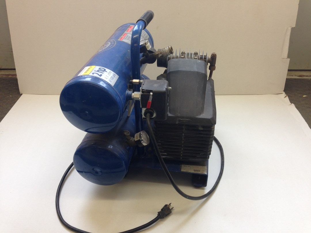 Electric Air Compressor Image