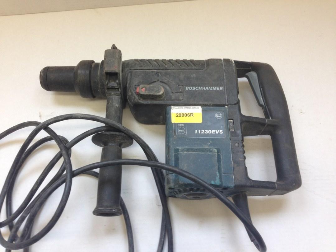 Roto Hammer 12 lb SDS Max Image