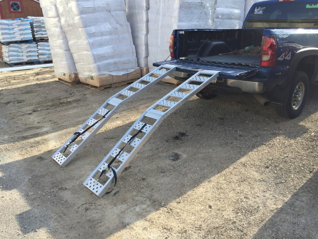 Folding Ramps Pair Image