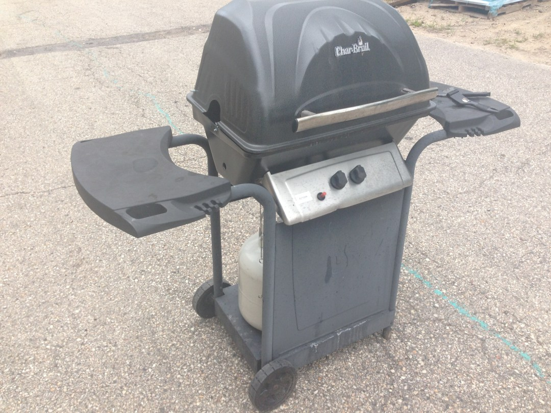 Gas Grill Image
