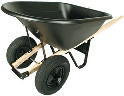2 Wheel Wheelbarrow Image