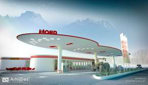 benzinarie moiesei concept 2 - 19.5 - render 1