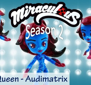 Miraculous Ladybug Season 2 Episode 3 Prime Queen