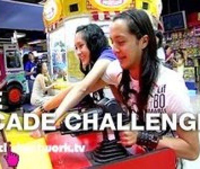 The Arcade Challenge Chick Vs Dick Ep46