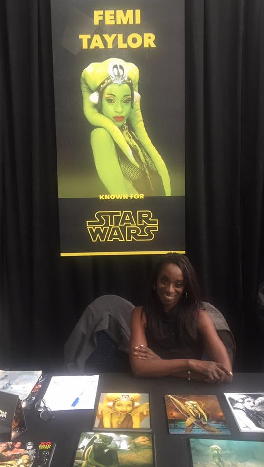 black star wars characters