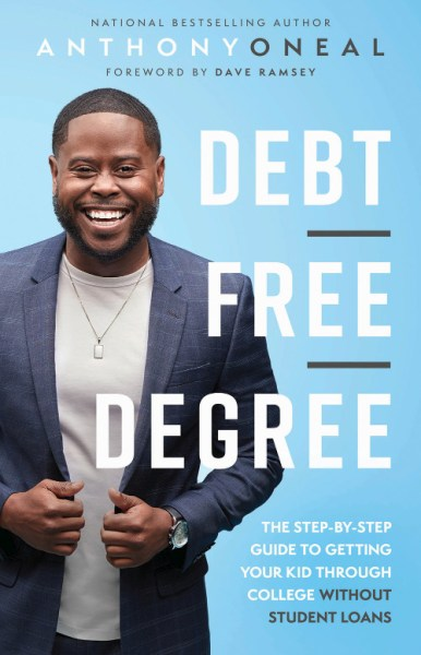 Anthony Oneal Debt Free Degree