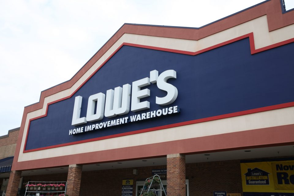 Lowe's Opened Its First Round of Applications For Small Business ...
